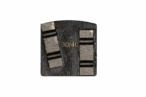 3040 black double