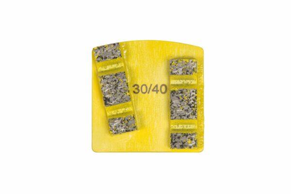 3040 yellow double