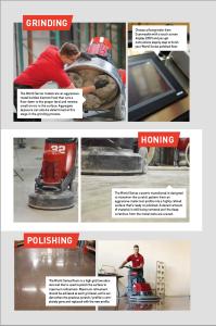 grinding honing polishing