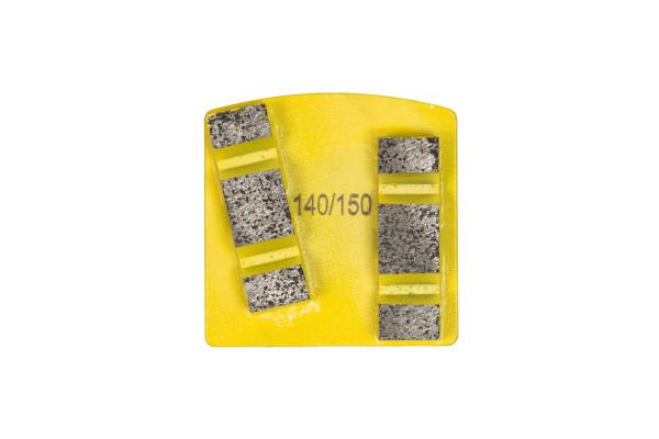 140150 yellow double