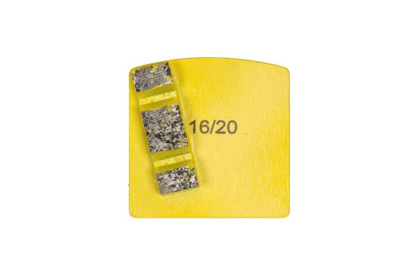 1620 yellow single